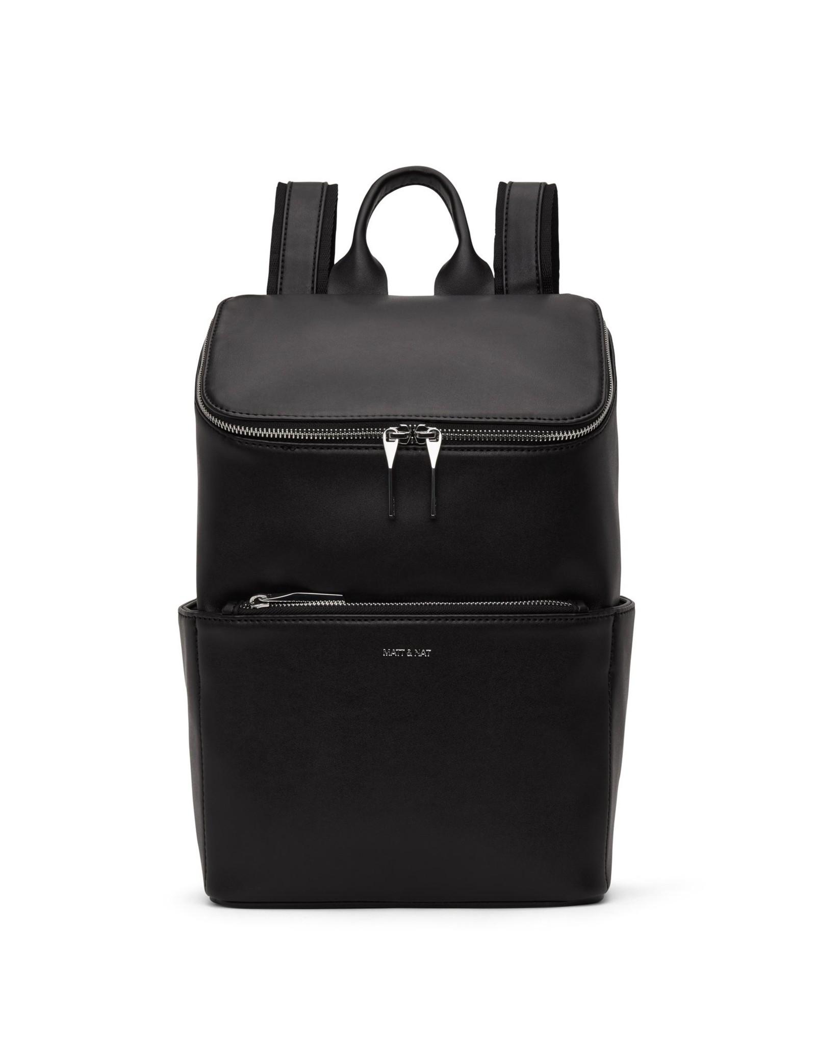 Matt & Nat - Brave Backpack/Black
