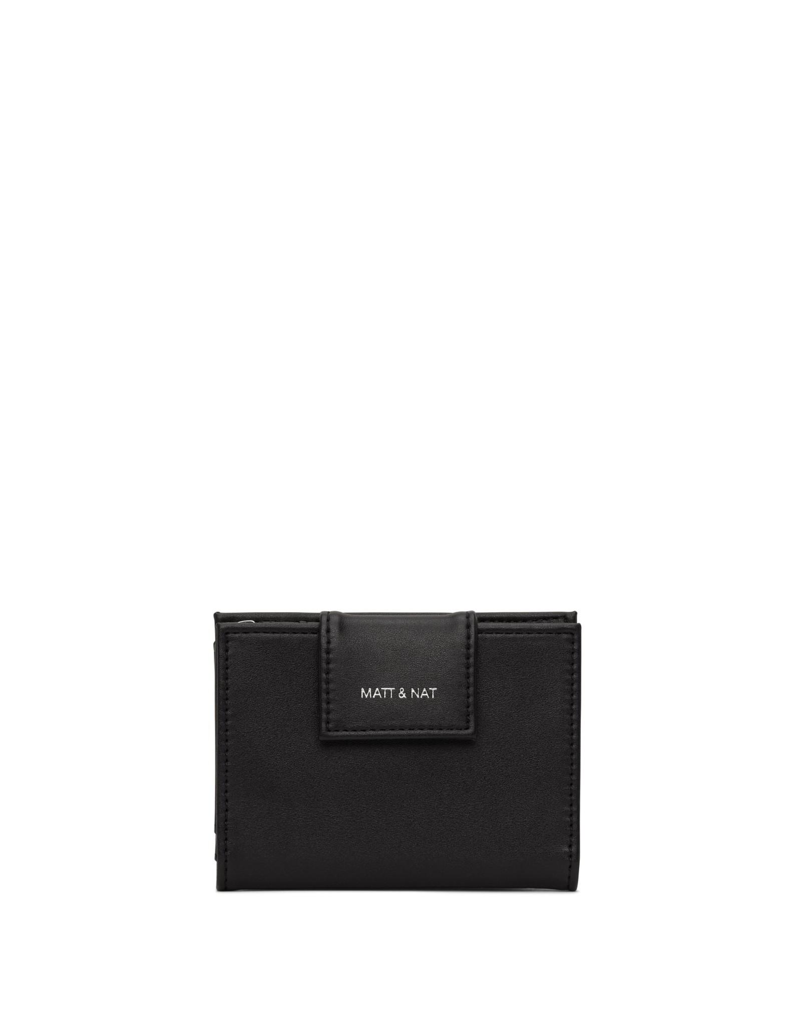 Matt & Nat - Wallet Cruise Small/Black
