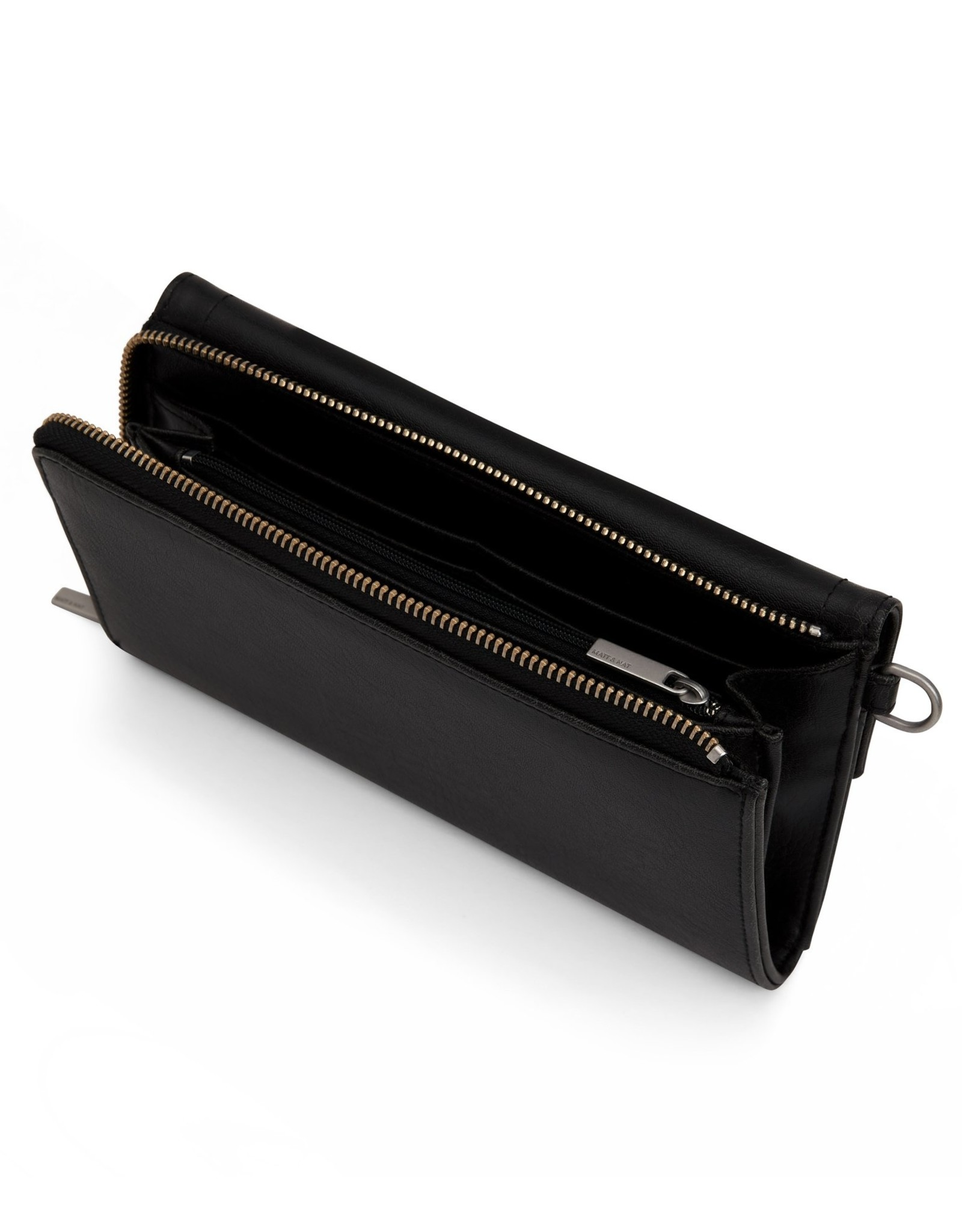 Matt & Nat - Mion Wallet/Black