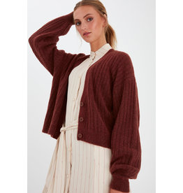 IDK - Best Ribbed Cardigan