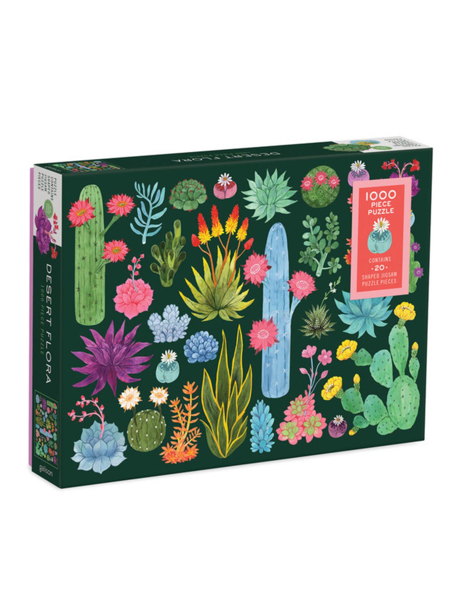 RST - Desert Flora 1000 Piece Puzzle