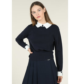 MLY - French Cuff Sweater