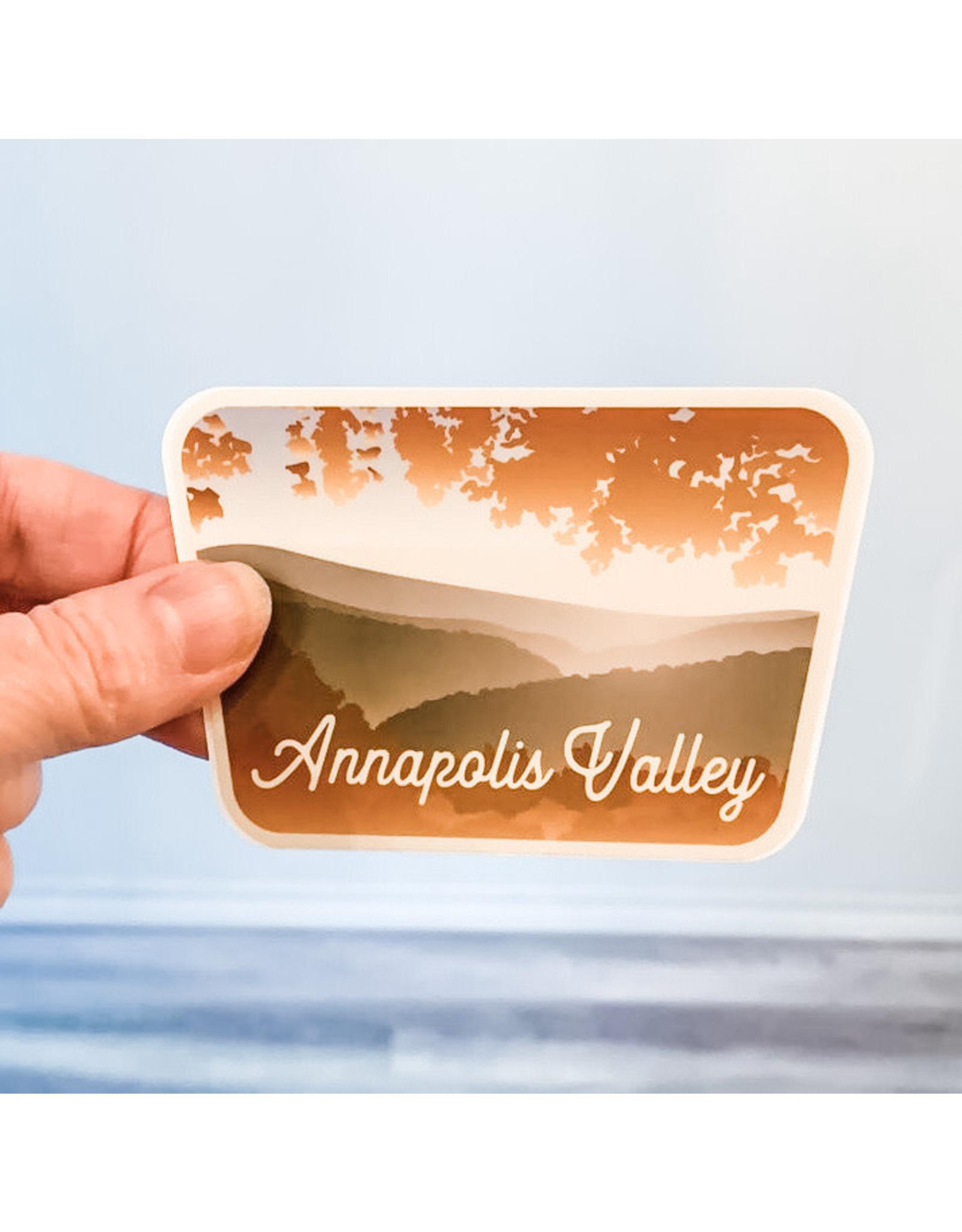 SST - Annapolis Valley Sticker