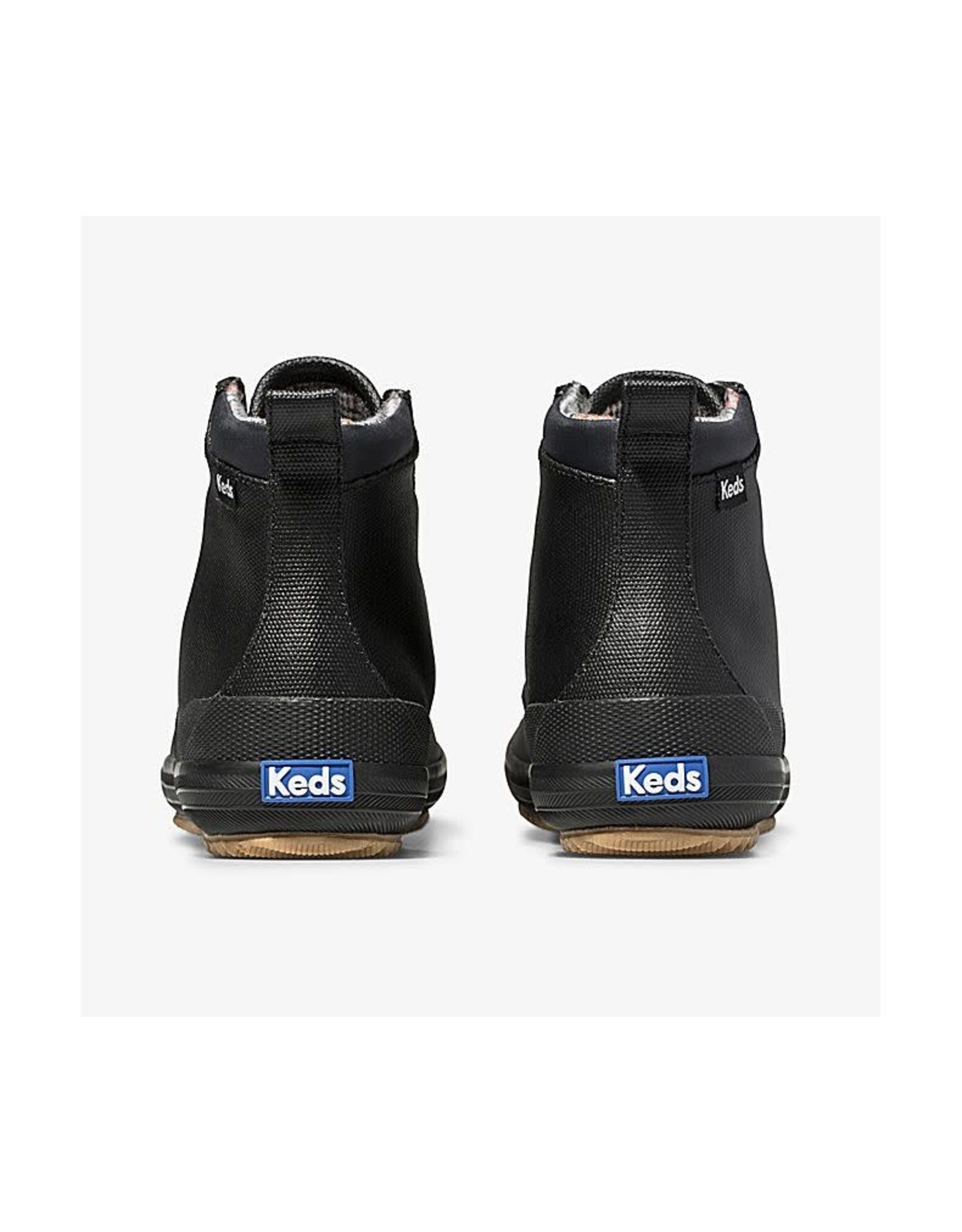 Keds - Waxed Canvas Laced Rubber Sole Boot