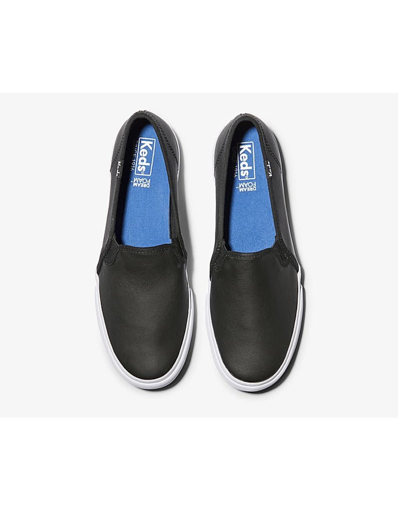 Keds - Leather Slip On Platform
