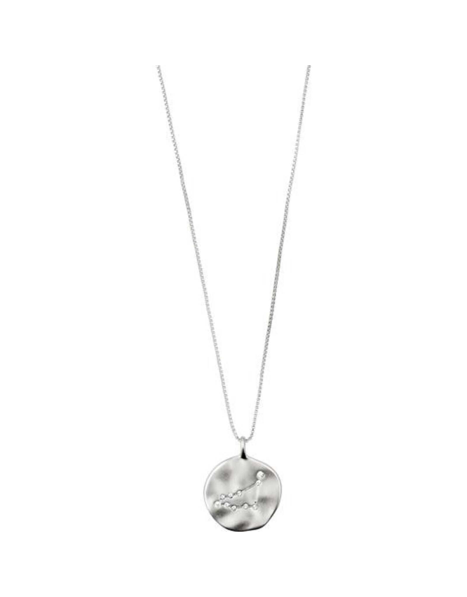 Pilgrim - Capricorn Necklace/Silver