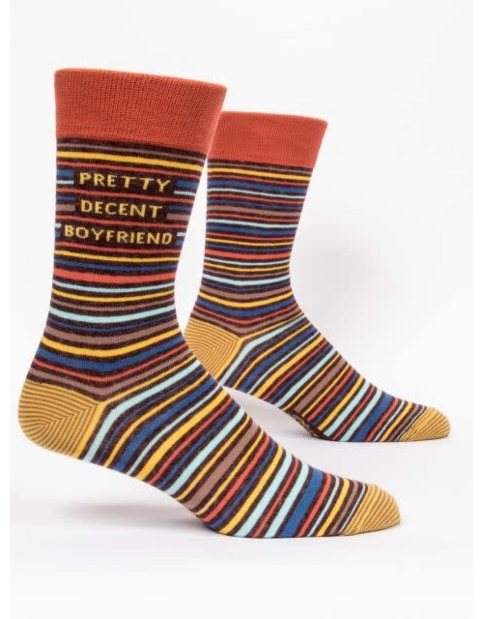 Blue Q - Men's Socks/Pretty Decent BF
