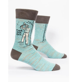 Blue Q - Men's Socks / F This Shit
