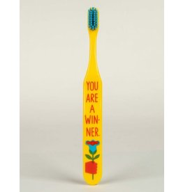 Blue Q - You're A Winner Toothbrush