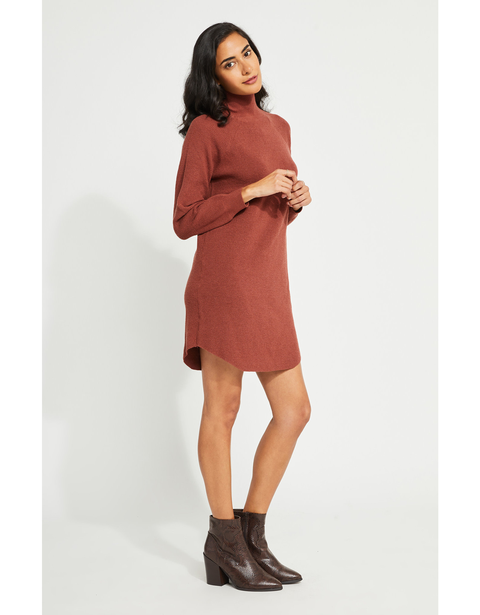 Gentle Fawn - Autumn Dress