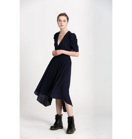 SON - Puff Sleeve Dress
