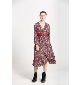SON - Print Midi Dress