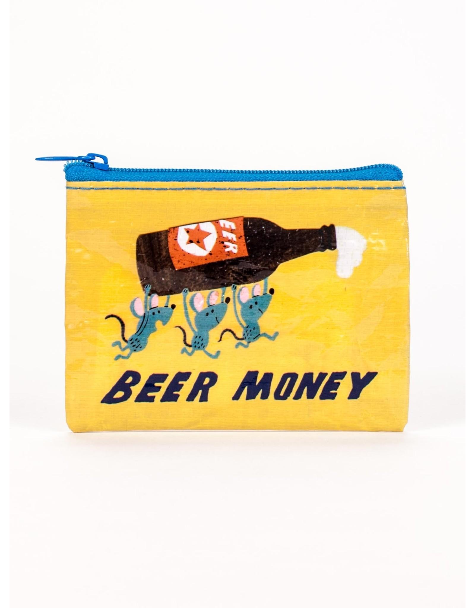 Blue Q - Coin Purse/ Beer Money