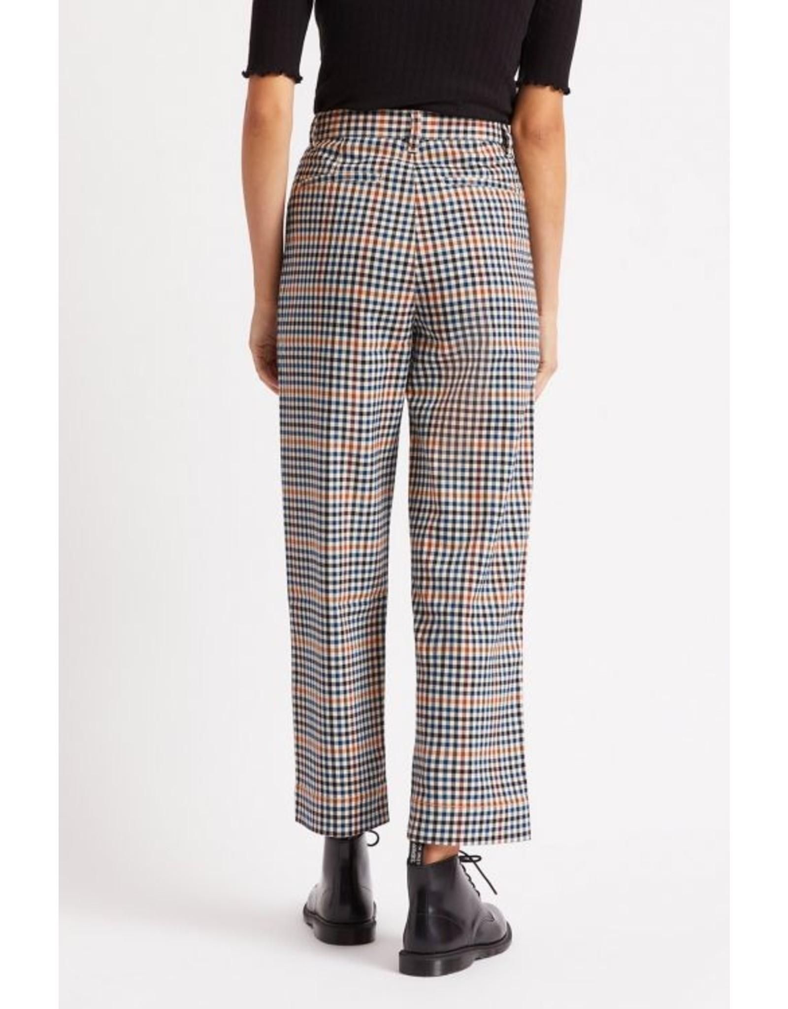 Brixton - Plaid Trouser