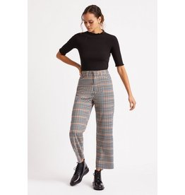 Brixton - Plaid Trouser