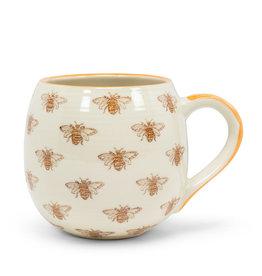ATT - All Over Bee Ball Mug / 16 oz