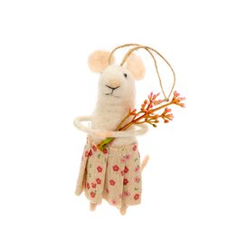 IBA - Felted Ornament/Valley Mouse