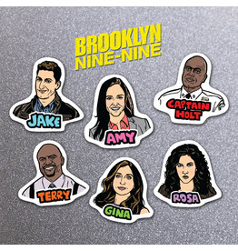 DER - Brooklyn Nine Nine Magnet