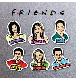 DER - Friends Magnet