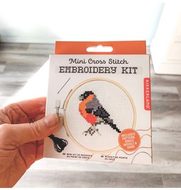 KND - Cross Stitch/ Bird Embroidery Kit