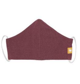 DCA - Cloth Mask Burgundy