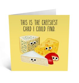 PPS - Cheesiest Card