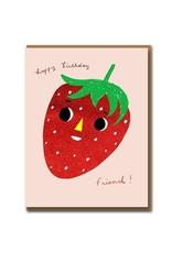 PPS - Card/ Strawberry Birthday
