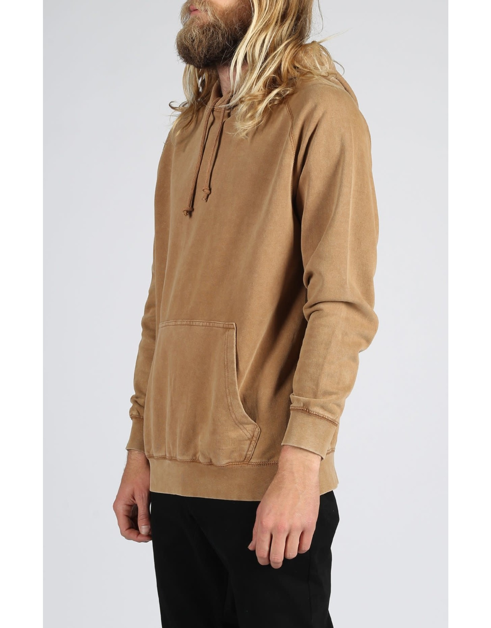LRA - Unisex Vintage Wash Pop Over Hoodie