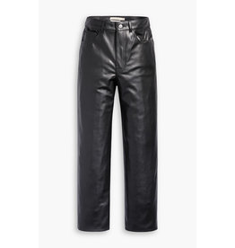 Levi's - Ribcage Straight Faux Leather