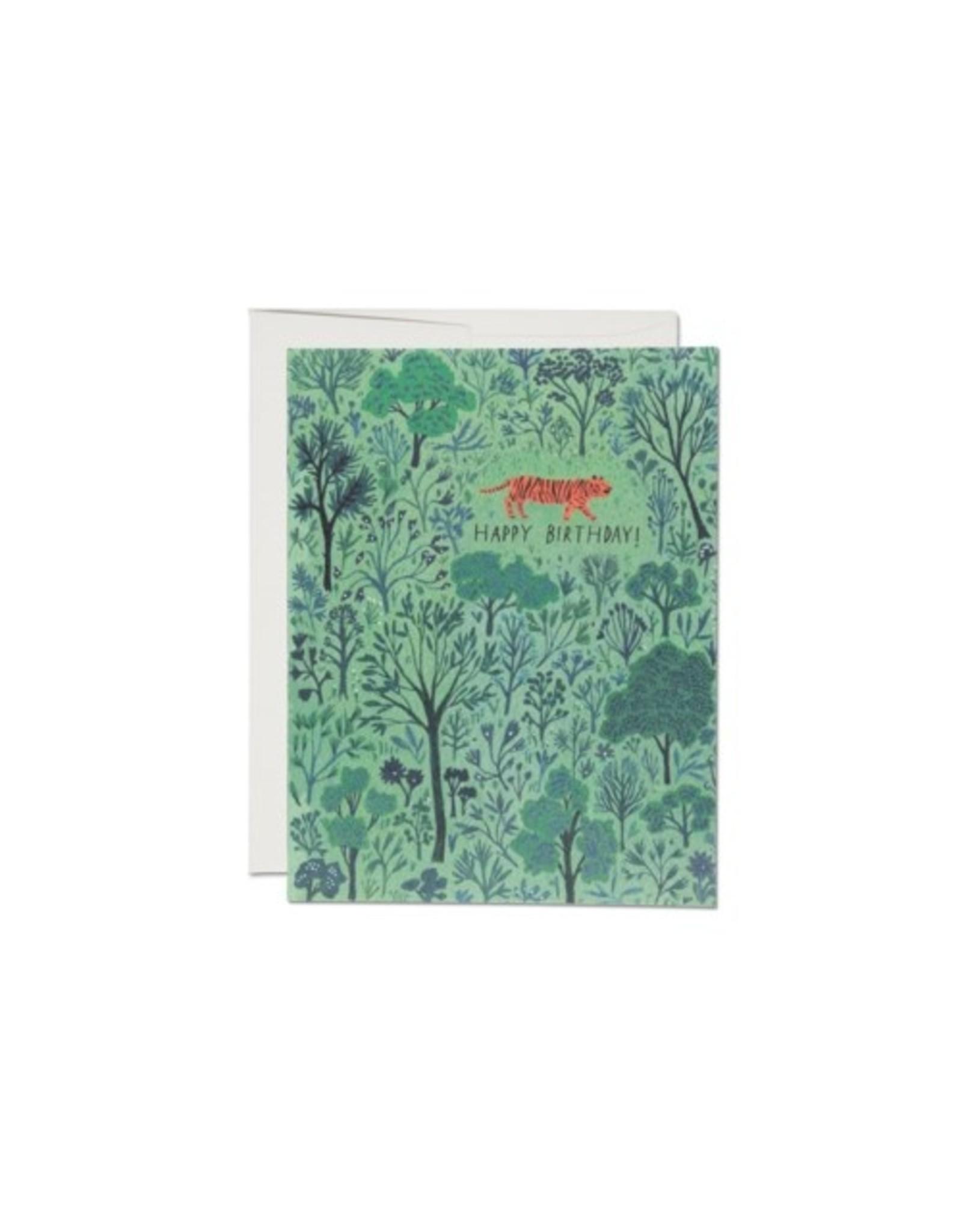 PPS - Card/ Tiger Birthday