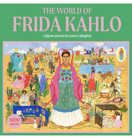 RST - The World of Frida Kahlo Jigsaw Puzzle 1000pc