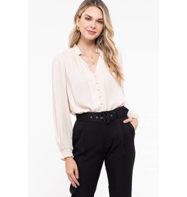 Bonanza - Smocking Detail Blouse