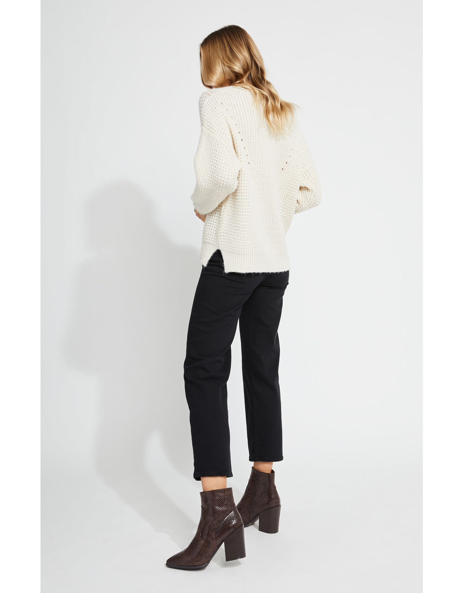 Gentle Fawn - Cable Sweater