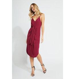 Gentle Fawn - Magenta Dress
