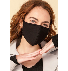 Bonanza - Reusable Mask Black