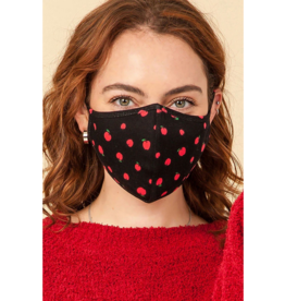 Bonanza - Reusable Mask Red Apple