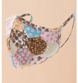 Bonanza - Reusable Mask Patchwork