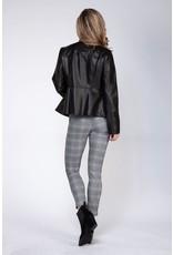 BPE - City Faux Leather Jacket