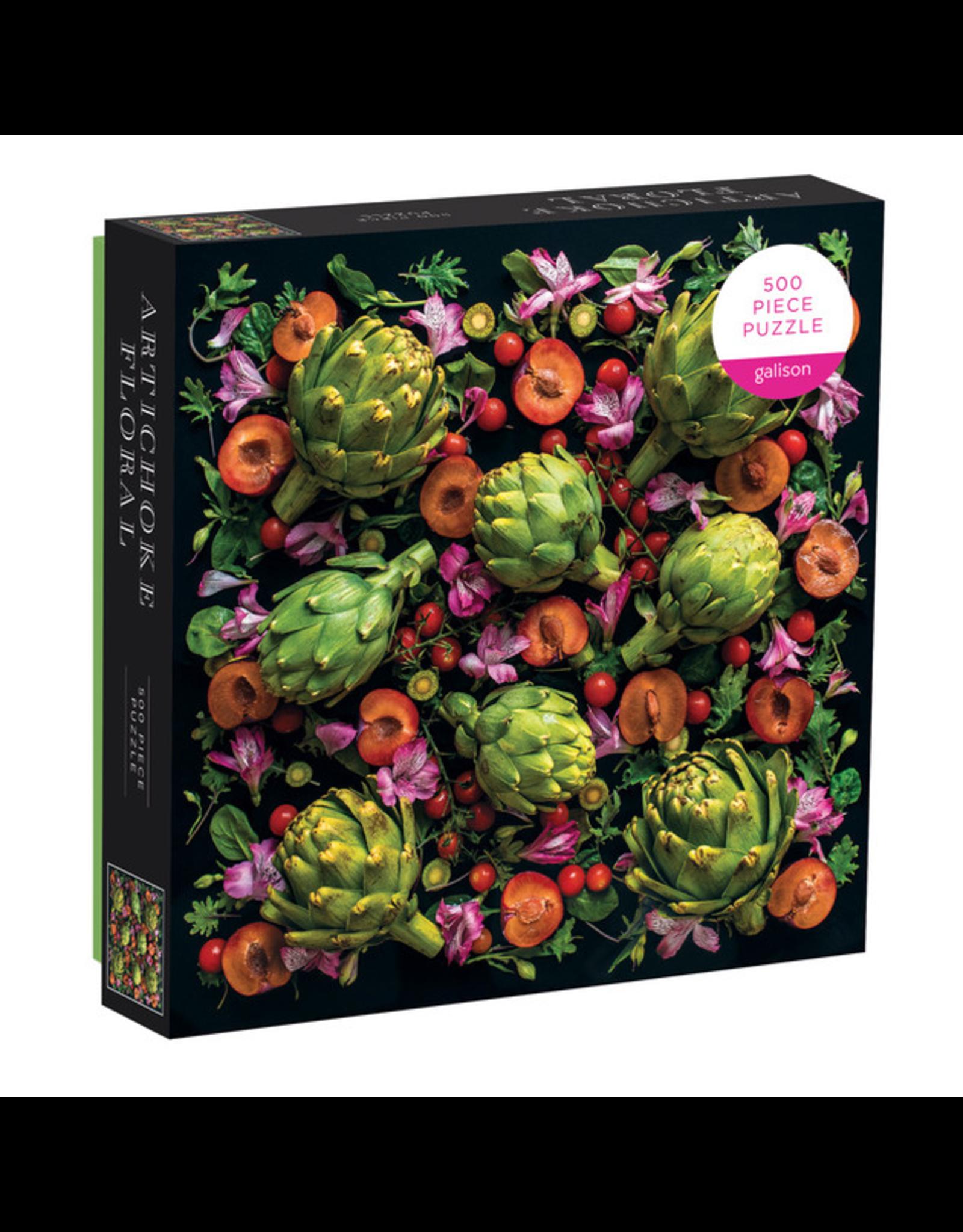 RST - Artichoke Floral 500 Piece Puzzle