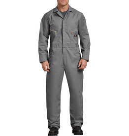 Dickies - Men's sized Zipper Coverall