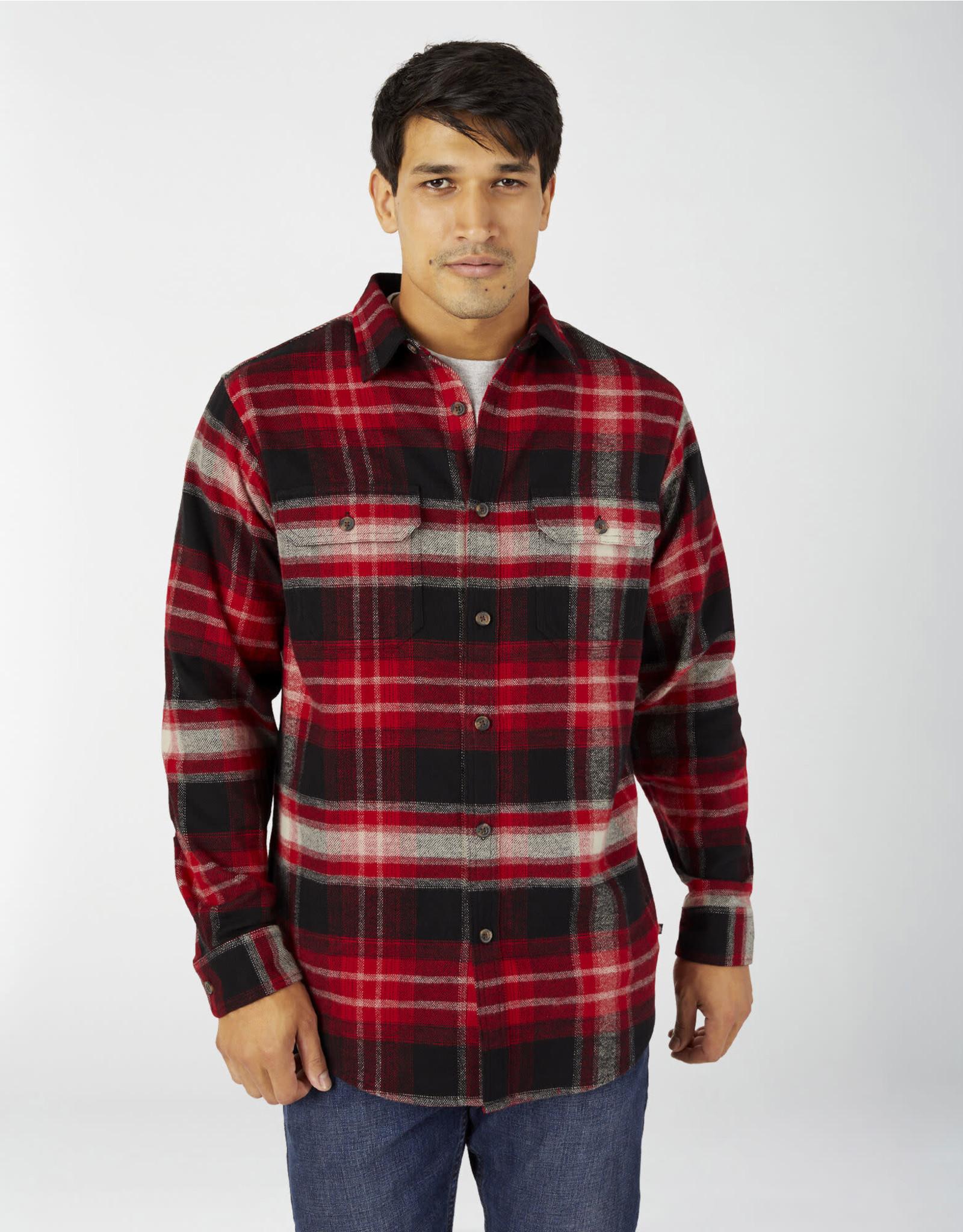 Dickies - Heavy Flannel Shirt