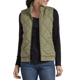 Dickies - Quilted Bomber Vest