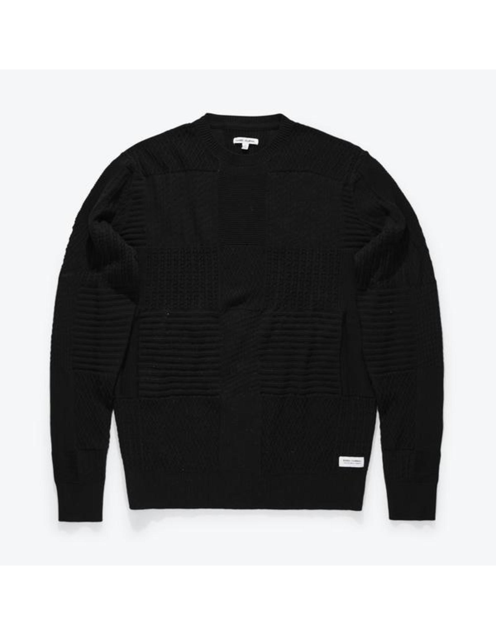Banks Journal - Multi-Textured Sweater