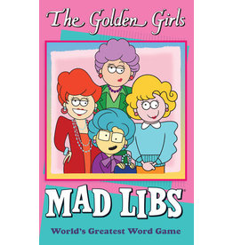 PRH - Mad Libs/The Golden Girls