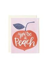ELE - You're A Peach Card