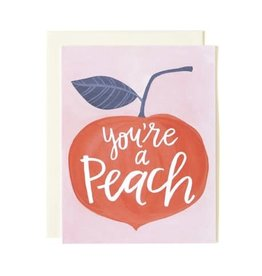 ELE - You're A Peach Card