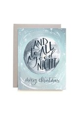 ELE - Christmas Moon Card