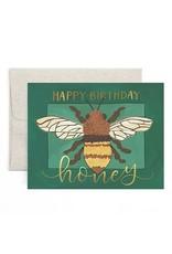 ELE - Card/ Birthday Honey