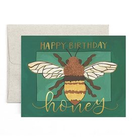 ELE - Birthday Honey Card