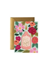 Rifle Paper - Rose it's Your Birthday Card